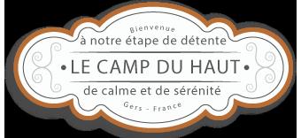 Le Camp du Haut Chambres d'hôtes Gers